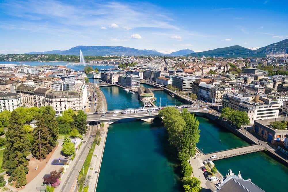 Geneva © Shutterstock