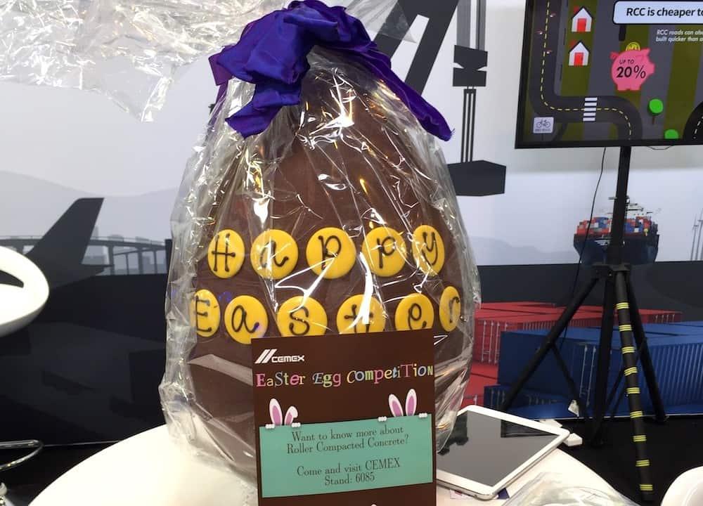 Easter Egg at Multimodal 2017