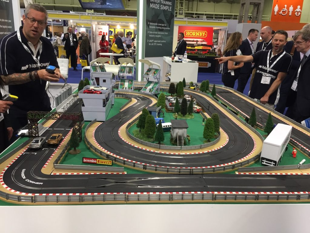 Scalextric competition