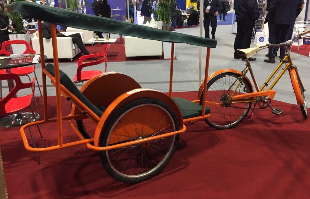 TransAid bike ambulance