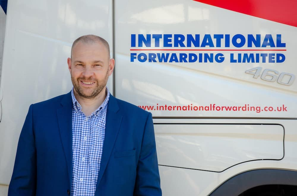 Rob Pike, Managing Director, IFL
