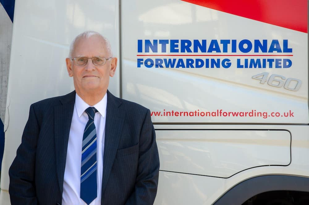 Roy Baker, original Managing DIrector at IFL
