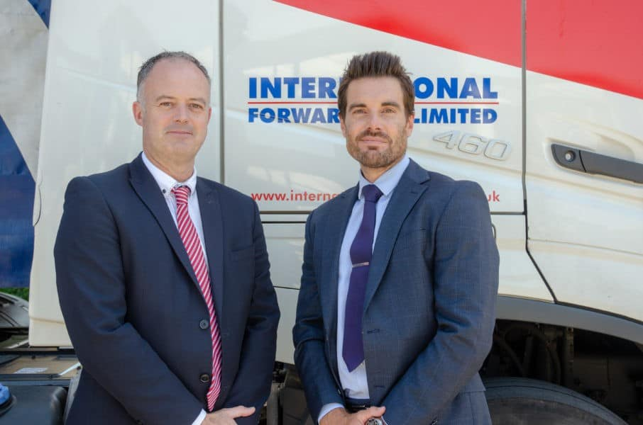 International Forwarding directors
